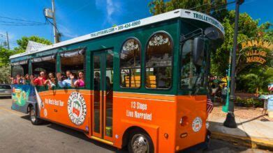 image gallery trolley tours
