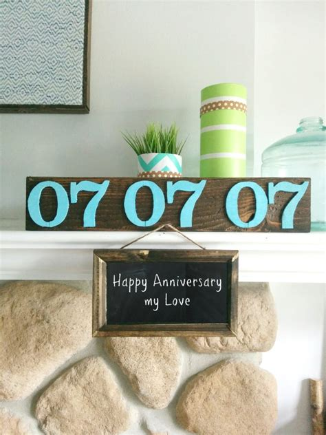 no cost gift ideas diy and low cost anniversary gift ideas our house now a home