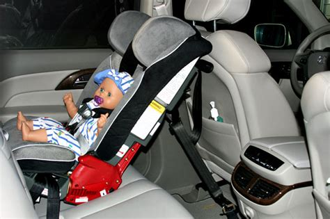 installing car seats correctly top tether nz child