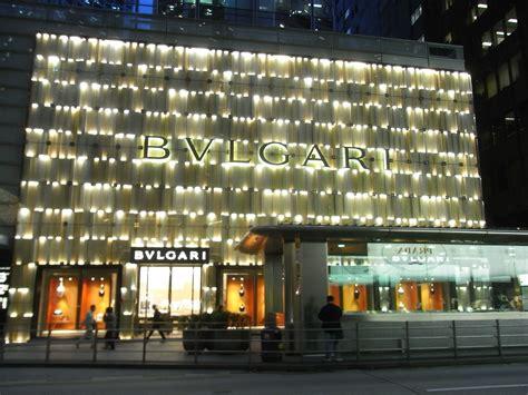 bulgari bvlgari bvlgari file hk central evening chater road shop bulgari lighting