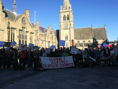 Climate change protest in Durham – Palatinate