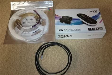 How Wire Rgb Led Controller Step Guide