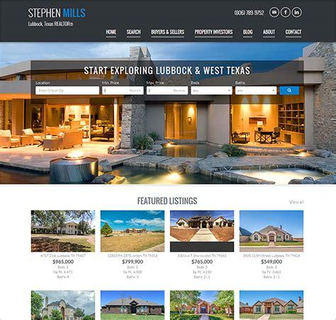 best website best real estate websites of 2016 real estate web site design by idxcentral theinsider
