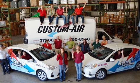 air conditioning repair sarasota fl custom air plumbing