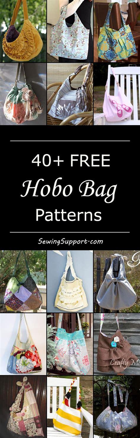 hobo bag patterns hobo bag patterns diy bags patterns hobo bag tutorials
