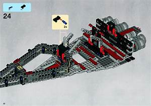LEGO Venator-class republic attack cruiser Instructions ...