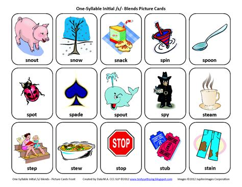 s blends worksheets speech testy yet trying free speech therapy articulation picture
