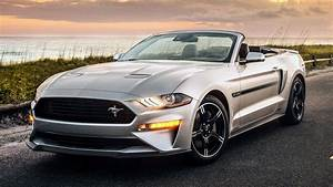 2019 Ford Mustang GT Convertible California Special - Wallpapers and HD Images | Car Pixel