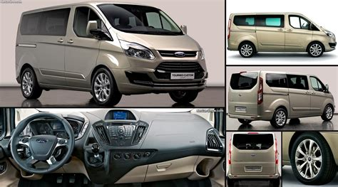 ford tourneo custom concept  pictures information