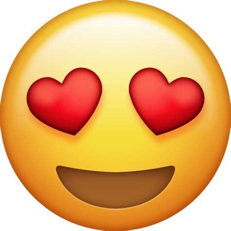 Heart Eyes Emoji Png Transparent 2