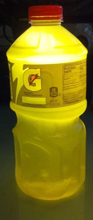 Gatorade White Slime - Mold? - ETCwiki