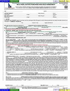 download idaho real estate purchase and sale agreement With real estate documents online