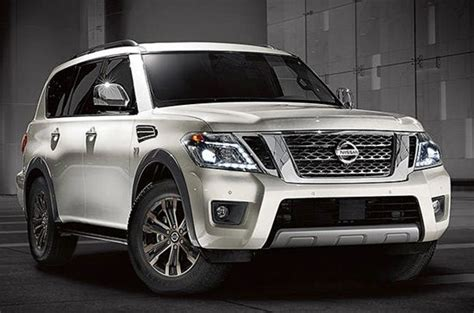 2018 Nissan Armada Diesel Redesign  Reviews, Specs