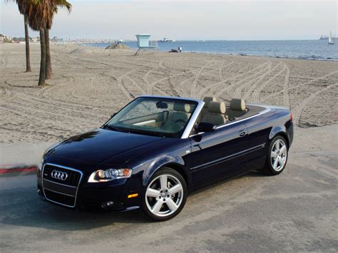 Audi A4 Cabriolet Technical Details History Photos On