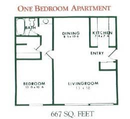1 bedroom floor plans one bedroom apartment floor plans galleryhip com the hippest galleries