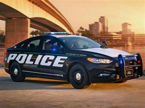 Ford Relies On Mexico To Deliver First Pursuit-rated