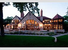 Beautiful Stone Mansion In Minneapolis, MN Homes of the Rich