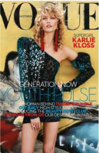 Karlie Kloss Stunning Bondi Shoot For Vogue Daily
