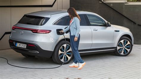 mercedes eqc excellent electric suv youtube
