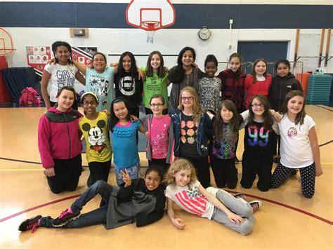 brentwood elementary school girls run