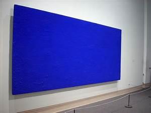 Bleu De Klein : le bleu klein c 39 est quoi nao expo ~ Melissatoandfro.com Idées de Décoration