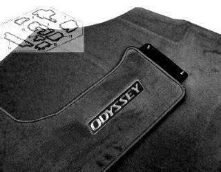 2007 honda odyssey floor mats oem 2007 2008 genuine oem honda fit cargo cover on popscreen