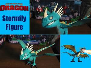 How To Train Your Dragon Stormfly Figure 2 by Doctorjock ...