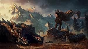 #fantasy art, #artwork, #video games, #The Elder Scrolls V ...