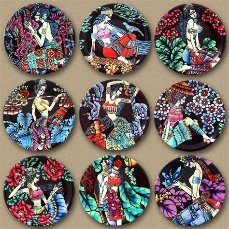 Wall collage decor plate wall decor plates on wall hanging plates plate collage cheap home decor diy home decor room decor decor crafts. Creative Colorful Ethnic Style 8 Inches Ceramic Wall Decoration Hanging Plate Decorative Plates ...