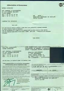 Maaf Assurance Voyage : carte verte assurance devis assurance auto verte la carte verte automobile probl mes ~ Medecine-chirurgie-esthetiques.com Avis de Voitures