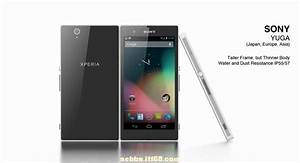 Sony odin e yuga ecco nuovi render dei phablet android for Sony odin to come with whitemagic screen