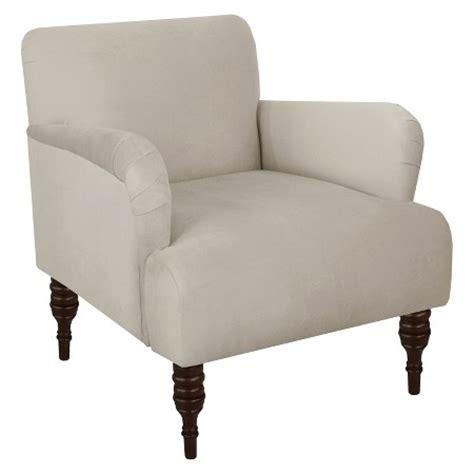 accent chair velvet light grey skyline target