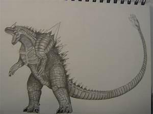 space godzilla 2014 by spinosaurus1 on DeviantArt