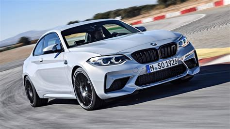 bmw m2 competition officially revealed with 410 hp s55 engine from the m4