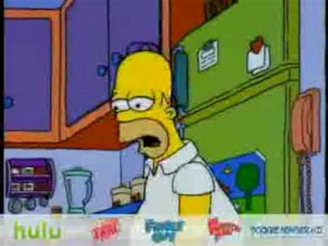 Simpsons Toaster - the simpsons in toaster hulu clip