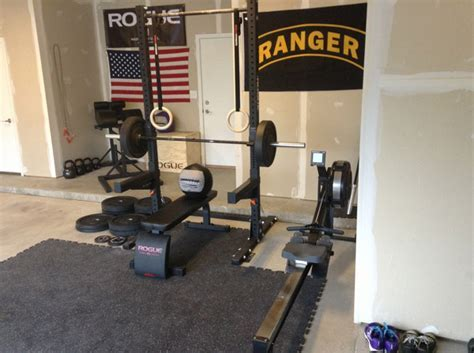 The Ultimate Guide To Building A Badass Affordable Home Gym
