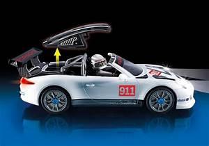 Voiture Playmobil Porsche : playmobil sports action 9225 pas cher porsche 911 gt3 cup ~ Melissatoandfro.com Idées de Décoration