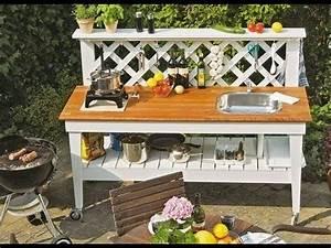 Küchen Selber Bauen : outdoor k che selber bauen outdoor k che bauen youtube ~ Watch28wear.com Haus und Dekorationen