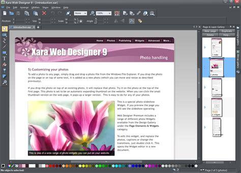 Buy Iptv Template For Xara Web Designer by Computeractive Software Store Xara Web Designer 9 10