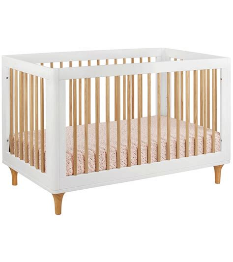 modern crib babyletto lolly 3 in 1 convertible crib with toddler bed