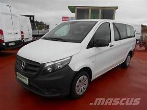 Mercedes Vito Combi 9 Places : used mercedes benz vito tourer 114 cdi combi 9 panel vans year 2016 price us 22 708 for sale ~ Maxctalentgroup.com Avis de Voitures