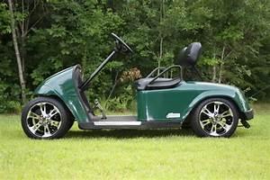Ezgo Custom Golf Cart