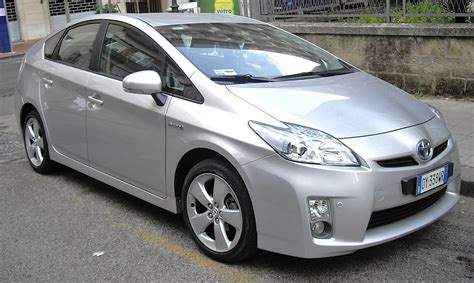 Toyota Prius by Toyota Prius Xw30