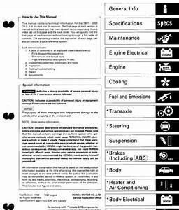 Free Pdf Repair Manual