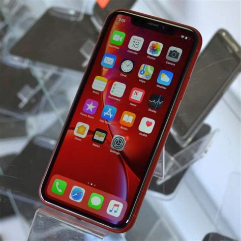 apple iphone xr product red gb   unlocked