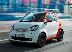 Smart Sans Permis : 2016 smart fortwo revealed kelley blue book ~ Gottalentnigeria.com Avis de Voitures