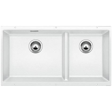 blanco subline 480 320 u undermount silgranit kitchen sink