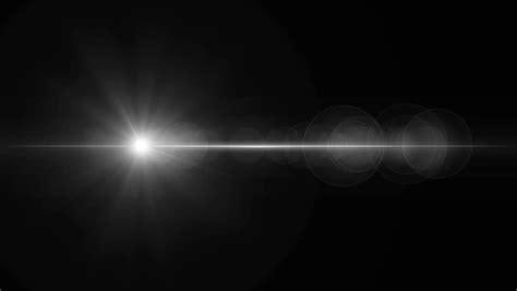 optical lighting light flare on a dark background great