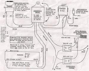 Turn Signal Flasher Relay Wiring Diagram