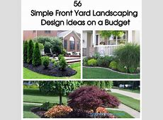 simple backyard landscaping ideas on a budget 28 images